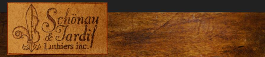 Schönau & Tardif Luthiers Inc.
